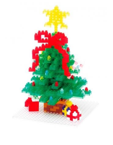 Gran Árbol de Navidad - Nanoblock