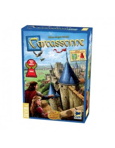 Carcassonne 2015 - Juego de Mesa
