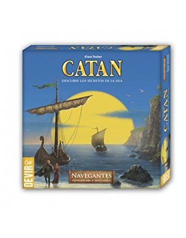 Catan Navegantes - Juego de Mesa