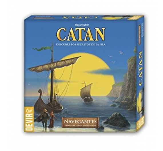 Catan navegantes devir juego de mesa - Catan juego de mesa ...