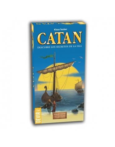 Catan Navegantes de Catan 5-6 jugadores Expansión - Juego de Mesa