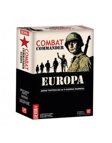 Combat Commander Europa - Juego de Mesa