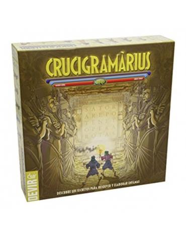 Crucigramarius - Juego de Mesa