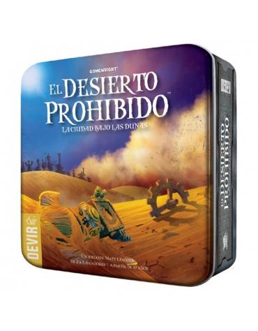 El Desierto Prohibido - Juego de Mesa