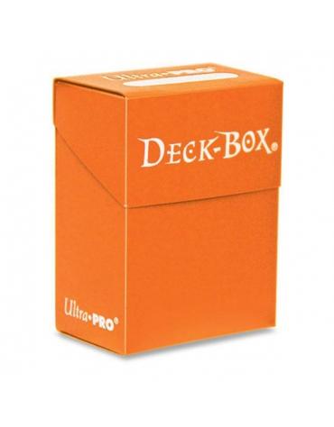 Deck Box, Caja de Barajas, Naranja