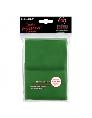 Deck Protector Standard, Verde 66 x 91 mm