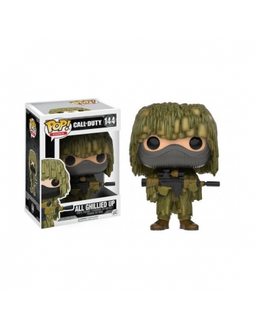Pop Games Call Of Duty - Ghillie Suit