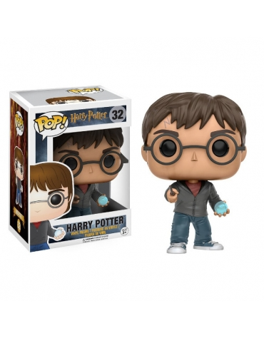 Pop! Movies Harry Potter - Harry Potter With Prophecy