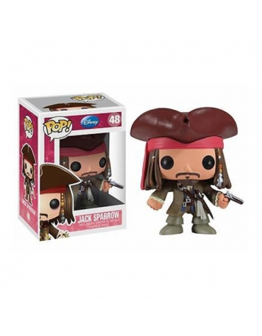 Pop Disney Series 4 Jack Sparrow