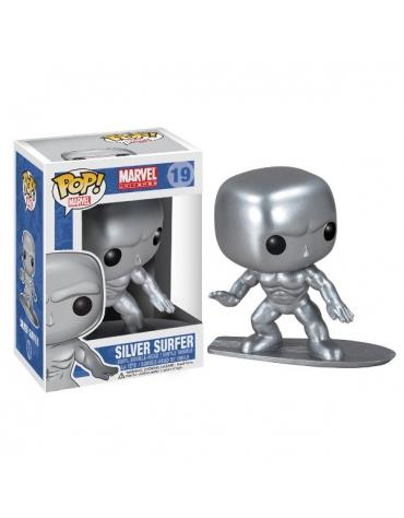 Pop Marvel Silver Surfer