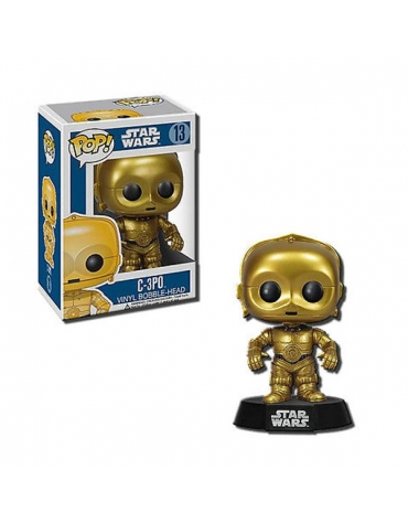 Pop Star Wars C-3Po 13