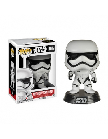 Pop Star Wars First Order Stormtrooper