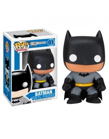 Pop Heroes Black Batman