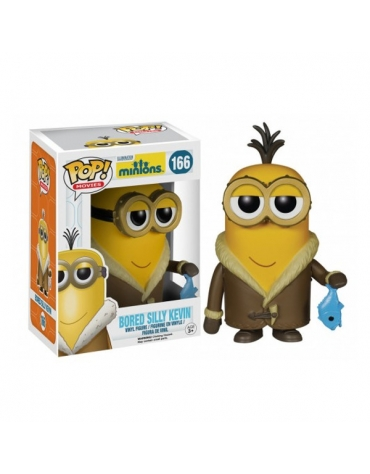 Pop Movies Minions - Bored Silly Kevin