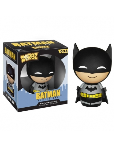 Dorbz Batman - Black Suit Batman