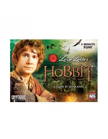 Love Letter The Hobbit - The Battle Of The Five