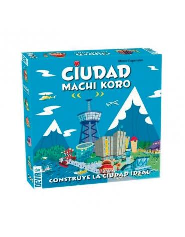 Ciudad De Machi Koro