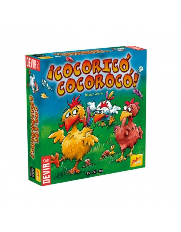 Cocoricó Cocorocó