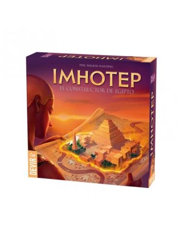 Imhotep, El Constructor De Egipto