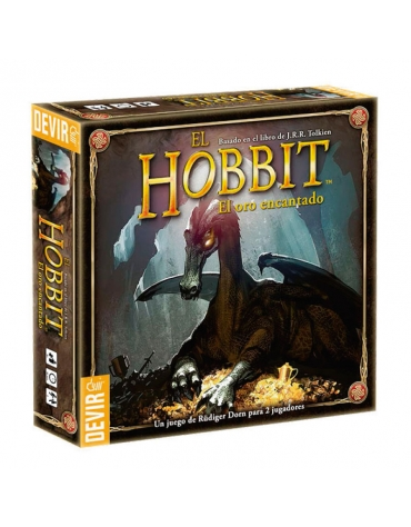 Hobbit El Oro Encantado