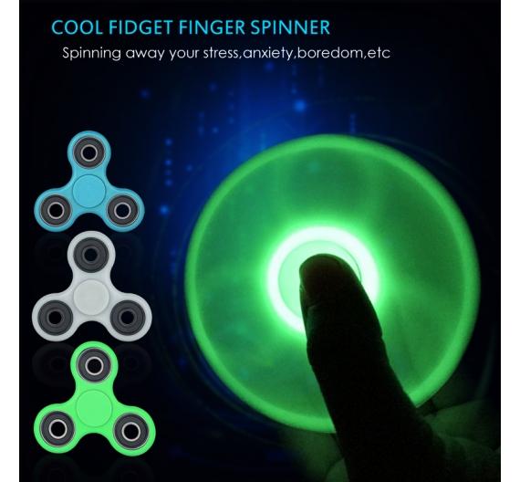 Fidget Spinner Neon