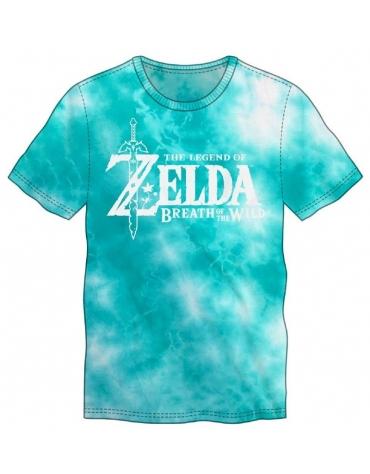 T-Shirt Zelda Tye Die