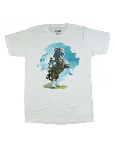 T-Shirt Zelda Soft Hand