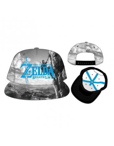 Gorra Zelda Botw Snapback...
