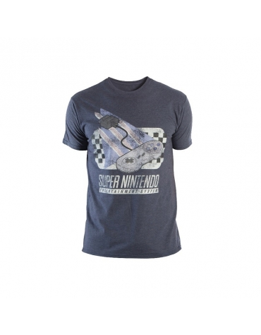 T - Shirt Dark Blue Men...