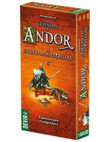 Las Leyendas De Andor, El...