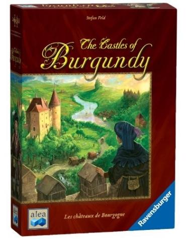Castles Of Burgundy - Juego...