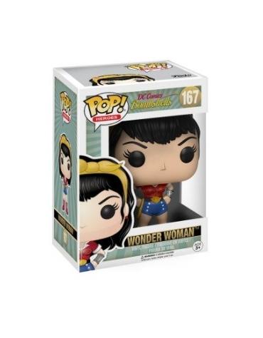 Pop! Dc Comics Bombshells -...