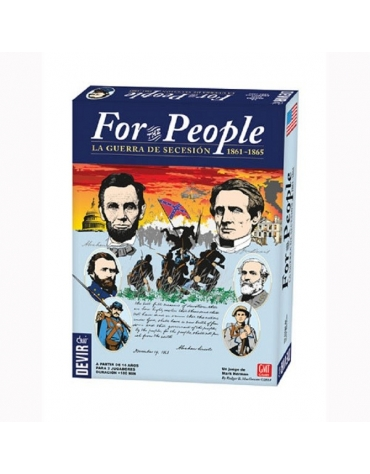 For The People - Juego De Mesa