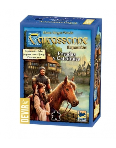 Carcassonne Posadas y...