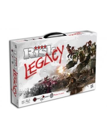 Risk Legacy - Juego De Mesa...